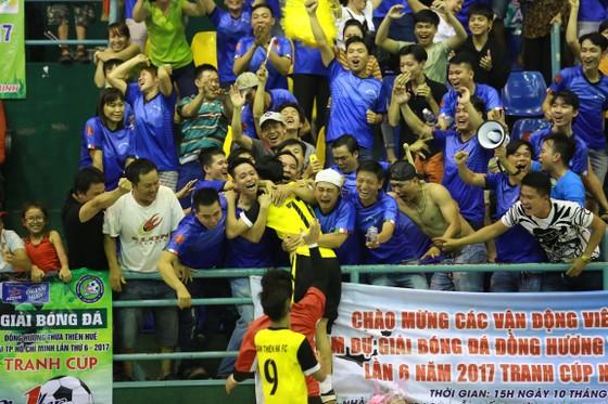 Xuân Thiên Hạ đăng quang Giải bóng đá đồng hương Huế ảnh 5
