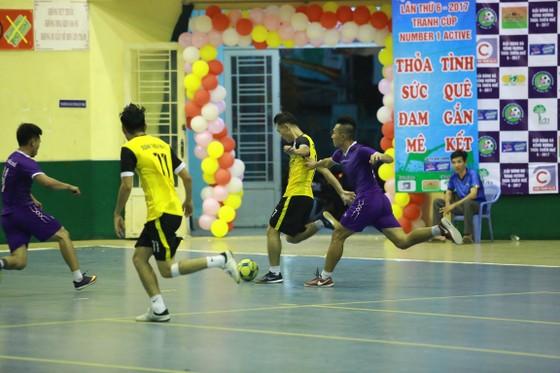 Xuân Thiên Hạ đăng quang Giải bóng đá đồng hương Huế ảnh 4