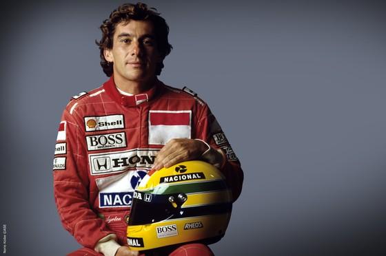 Đua xe F1 - Tưởng nhớ tay đua đã khuất Senna, McLaren ra mắt siêu xe ảnh 4