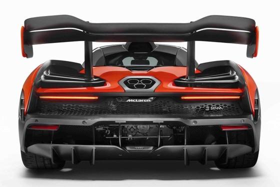 Đua xe F1 - Tưởng nhớ tay đua đã khuất Senna, McLaren ra mắt siêu xe ảnh 3