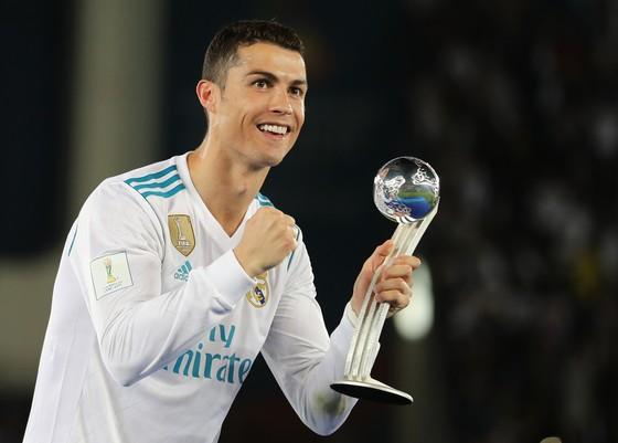 """Ronaldo - một trong """"tứ đại sát thủ"""" của năm 2017"""