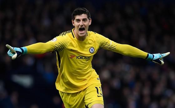 Thibaut Cortois nói anh hạnh phúc ở Stamford Bridge
