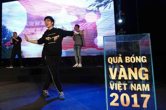 20 giờ ngày 2-1-2017 truyền hình trực tiếp Lễ trao giải Quả bóng Vàng Việt Nam 2017 ảnh 3
