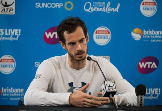 Andy Murray tuyên bó rút lui khỏi Brisbane