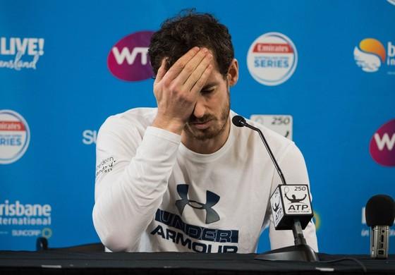 Sự mệt mỏi và buồn bã của Andy Murray