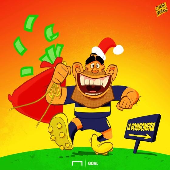 Rời Trung Quốc, mỗi bàn thắng của Tevez trị giá… 9,5 triệu EUR ảnh 1
