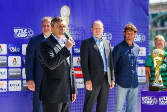 Giám đốc Lokomotiv muốn có Ronaldo... miễn phí ảnh 1