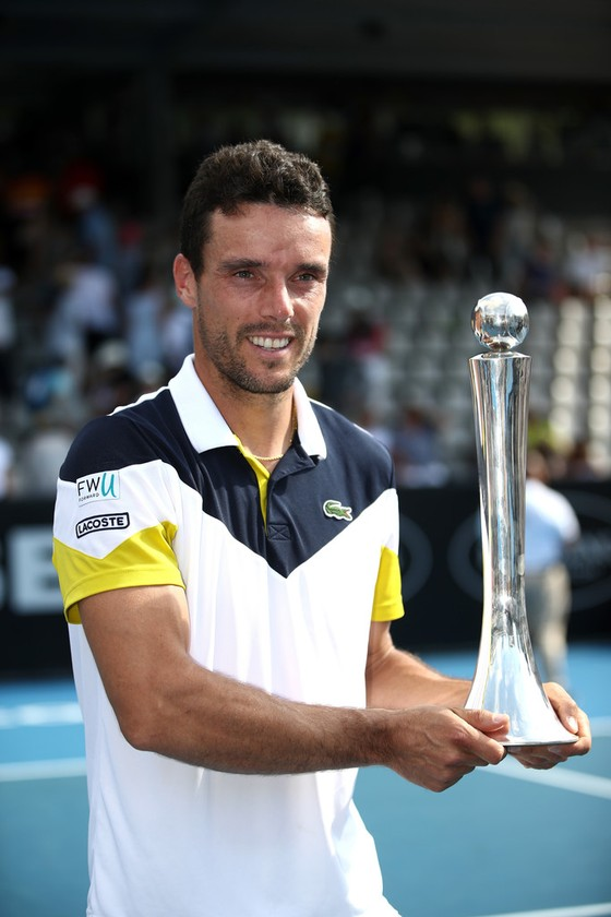 Kerber giành danh hiệu kể từ năm 2016, Medvedev cũng lên ngôi ảnh 2