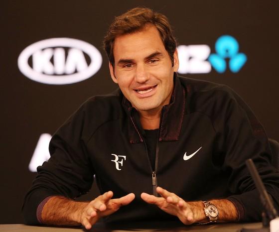 Roger Federer là ứng viên nặng ký nhất cho ngôi vô địch Australian Open 2018