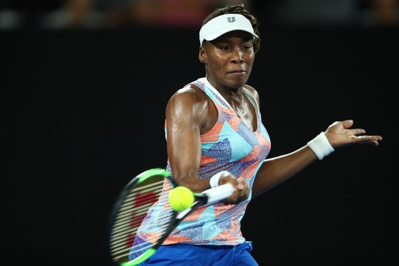 """Australian Open 2018: Venus thua """"truyền nhân của Hingis"""", Nadal dễ dàng vào vòng 2 ảnh 2"""