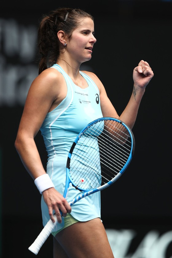 Australian Open 2018: Vì… 1 quả chuối, Vandeweghe đôi co với trọng tài ảnh 4