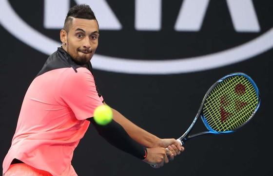 Australian Open 2018: Vì… 1 quả chuối, Vandeweghe đôi co với trọng tài ảnh 1