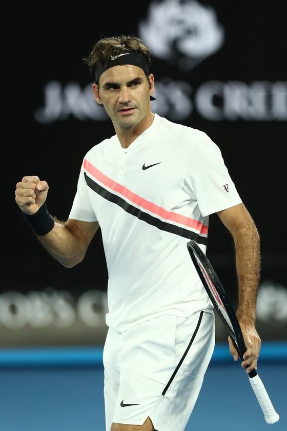 """Australian Open 2018: Sharapova, Kerber thắp sáng Melbourne Park, Djokovic, Federer xuất """"quyền uy"""" ảnh 4"""