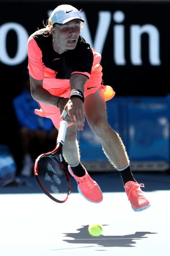 Australian Open 2018: Nadal chật vật thắng Mayer, Wozniacki thoát hiểm ảnh 3