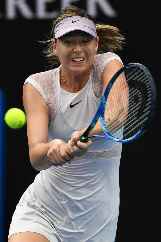 """Australian Open 2018: Sharapova thua thảm Kerber, """"đệ tứ kiếm"""" Zverev thua """"soái ca Hàn Quốc"""" ảnh 1"""