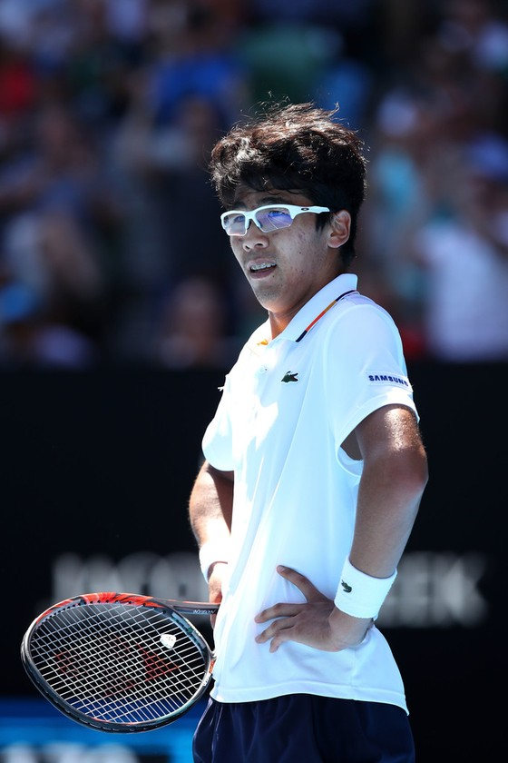 """Australian Open 2018: Federer chạm mặt """"Soái ca Hàn Quốc"""" ở vòng đấu tứ hùng ảnh 1"""