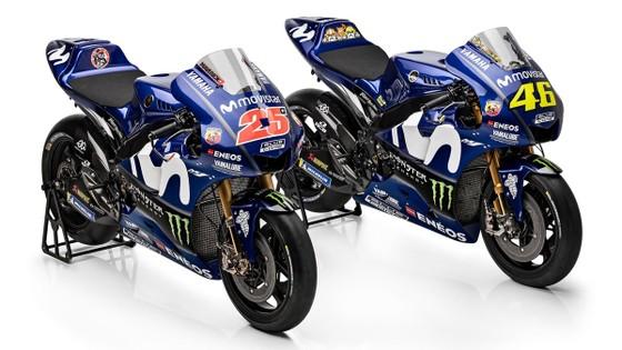 Mẫu xe đua mới của Yamaha