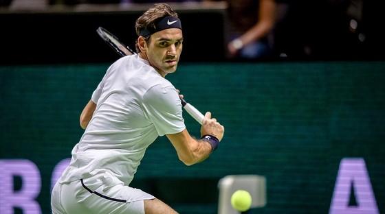 Federer thảnh thơi, rộng đường vào bán kết