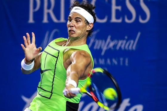 """Mexican Open: Nadal đổi """"bảo kiếm"""", nhưng không sính cường cùng Federer ảnh 3"""
