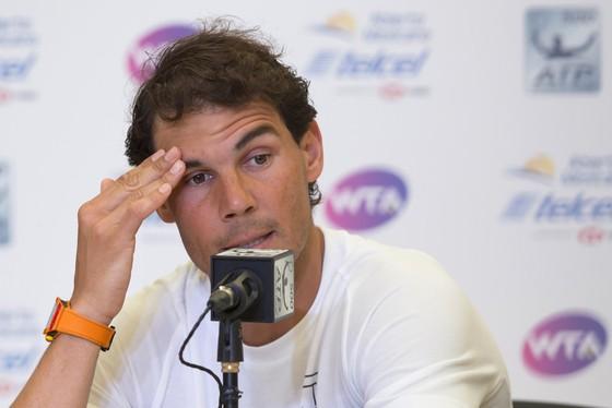 Rafael Nadal chưa chắc quay lại sân đấu trong một tương lai gần
