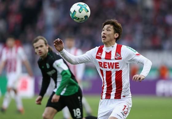 Đổi 7 kiểu áo trong mùa, FC Cologne vẫn xếp bét bảng Bundesliga ảnh 1