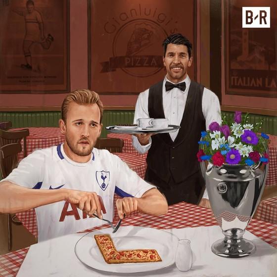 """Góc tiếu ngạo: Juve quá """"già giơ"""", Tottenham vẫn còn """"non và xanh lắm"""" ảnh 2"""