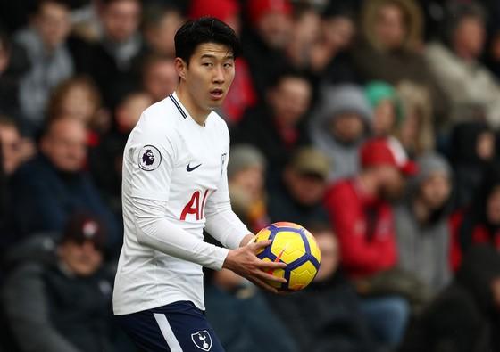 Son Heung-Min đang tỏa sáng trong màu áo của Tottenham