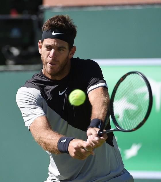 Indian Wells 2018: Federer đụng độ Del Potro ở chung kết ảnh 3