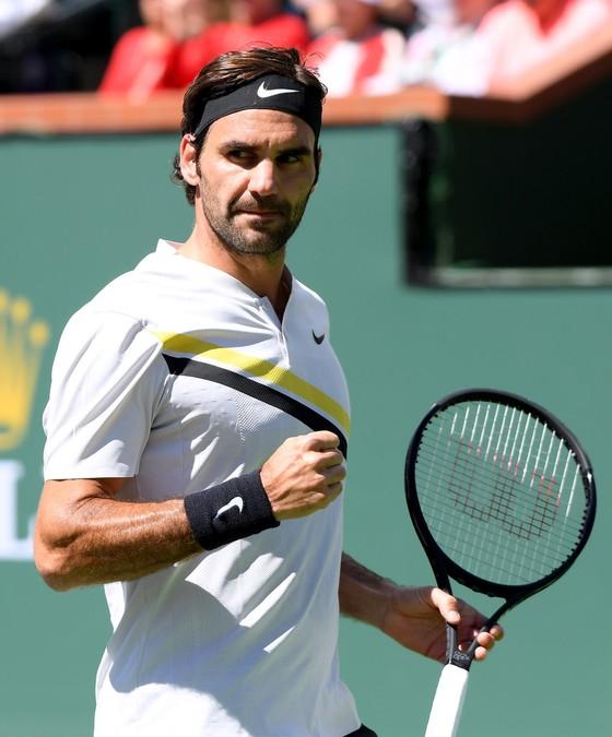 Indian Wells 2018: Federer đụng độ Del Potro ở chung kết ảnh 1