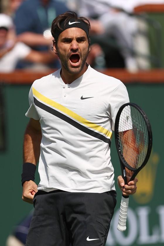 """Indian Wells 2018: """"Từ chối"""" danh hiệu thứ 98 của Federer, Del Potro lên ngôi ảnh 2"""