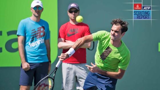 """Miami Masters 2018: Tránh nói về Federer, Djokovic tuyên bố: """"Tôi không còn đau nữa"""" ảnh 4"""