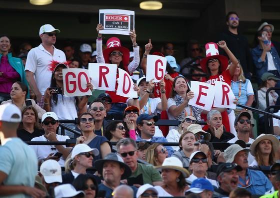 Miami Masters 2018: Thua sốc tay vợt hạng 175 thế giới, Federer sẽ mất ngôi Nhà vua! ảnh 2