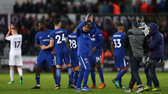 Conte sau trận thắng Swansea 1-0