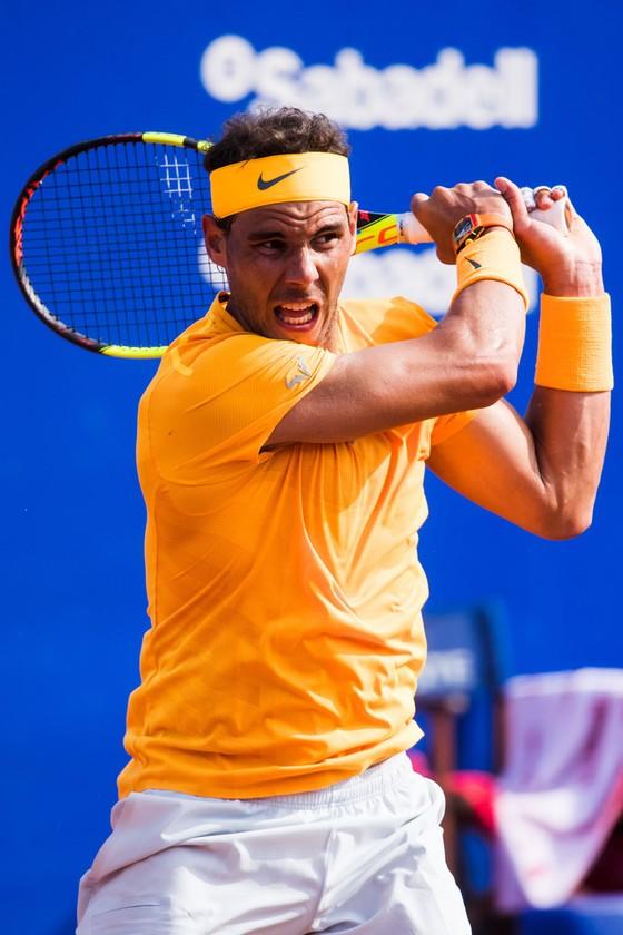 """Barcelona Open 2018: Nadal lại cắn cúp, hoàn tất """"Chiến dịch Undecima II"""" ảnh 2"""