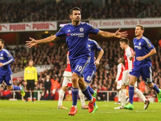 Diego Costa: Sát thủ của… Pháo thủ Arsenal ảnh 1