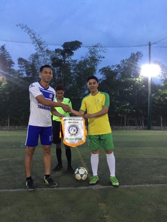 Giải bóng đá mừng sinh nhật 2 tuổi CFC Bình Dương ảnh 1