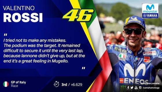 Đua xe mô tô: Lorenzo đăng quang ở Ý, chấm dứt 2 năm khô hạn chiến thắng ảnh 1