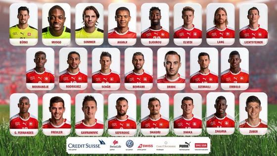 World Cup 2018: Các đội tuyển công bố DS cầu thủ ảnh 20