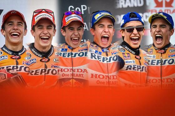 Đua xe mô tô: Lên ngôi lần thứ 6 trên đất Đức, Marquez nới rộng khoảng cách ảnh 1