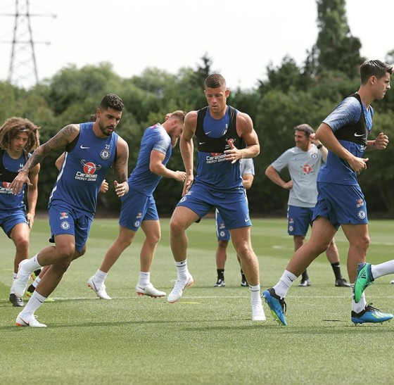 Số phận một số cầu thủ Chelsea dưới thời Sarri ảnh 3