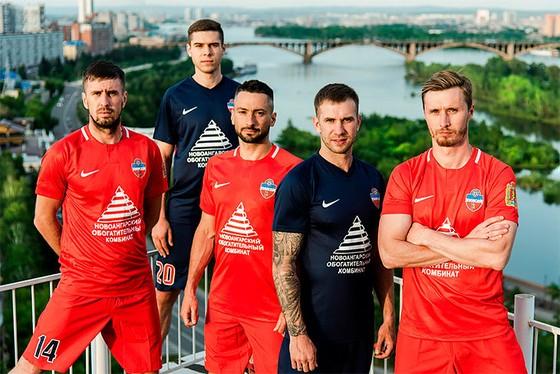 Các CLB Nga công bố đồng phục mới tham dự RFPL ảnh 11
