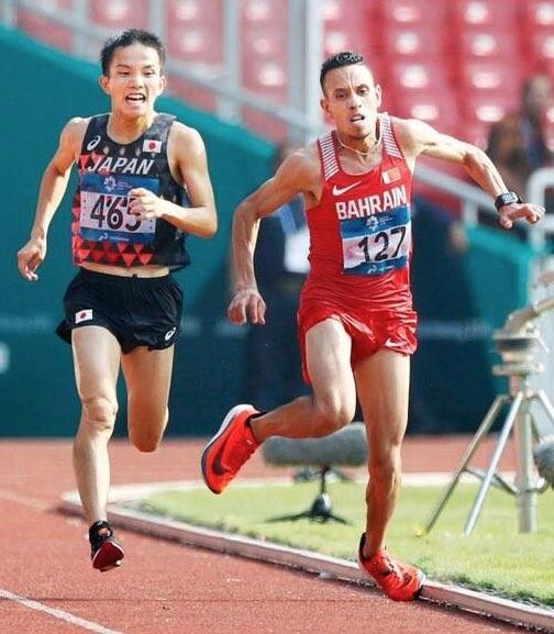 Điền kinh: Inoue giành HCV marathon sau khi đẩy đối thủ suýt ngã? ảnh 1