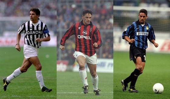 """10 điều chưa biết về """"Tóc đuôi ngựa thần thánh"""" Roberto Baggio ảnh 5"""