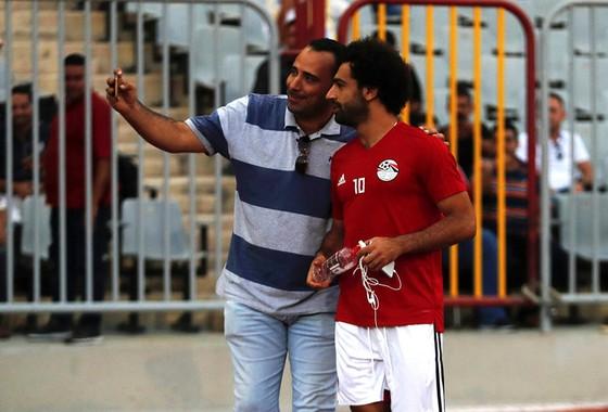 """Ai Cập – Niger 6-0: Đá hỏng 2 pha phạt đền, Salah vẫn lập """"cú đúp"""" ghi bàn và kiến tạo ảnh 3"""