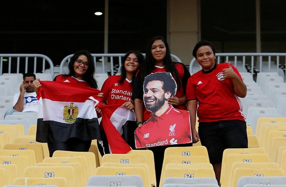 """Ai Cập – Niger 6-0: Đá hỏng 2 pha phạt đền, Salah vẫn lập """"cú đúp"""" ghi bàn và kiến tạo ảnh 5"""