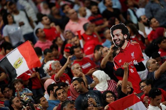 """Ai Cập – Niger 6-0: Đá hỏng 2 pha phạt đền, Salah vẫn lập """"cú đúp"""" ghi bàn và kiến tạo ảnh 6"""