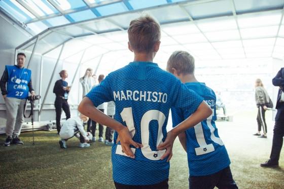 Claudio Marchisio ở Zenit: Khoác áo số 10 vì… Del Piero ảnh 5