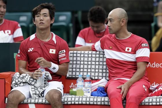 Davis Cup 2018: Giành quyền trụ hạng, làng quần vợt Nhật Bản lại đón nhận tin vui ảnh 1