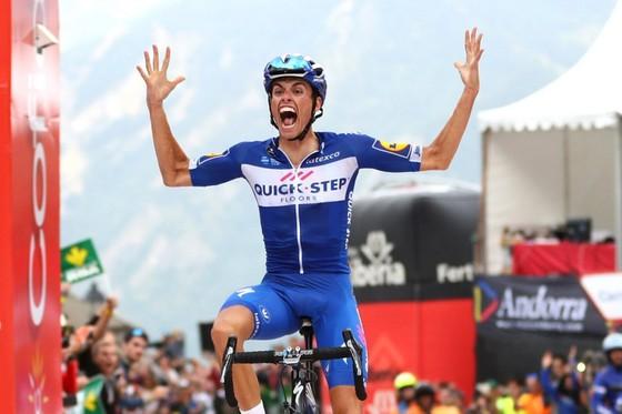 Vuelta a Espana 2018: Simon sẽ trở thành Áo đỏ Thống lĩnh ảnh 1