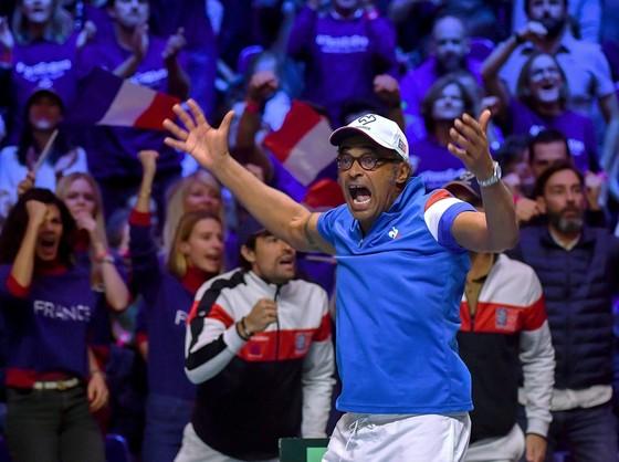 Davis Cup 2018: Pháp sớm giành vé chung kết ảnh 2